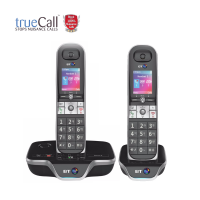 BT 8600 Advanced Nuisance Call Blocker Twin With Answer Machine